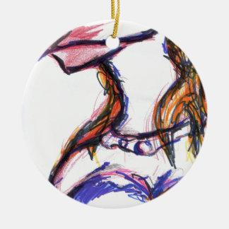 Plauge Mask Ornaments