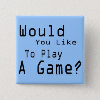 Play A Game Button