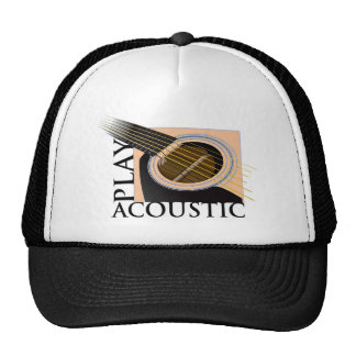 Play Acoustic Hat