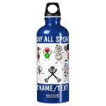 Play All Sports Cartoon SIGG Traveler 0.6L Water Bottle