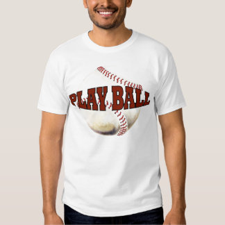 PLAY BALL 1 T-SHIRT