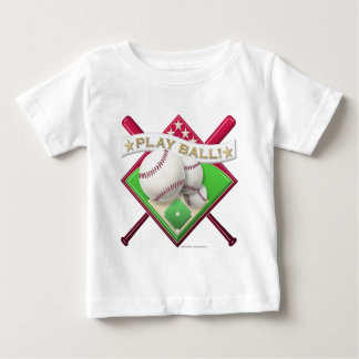 Play Ball! Baby T-Shirt