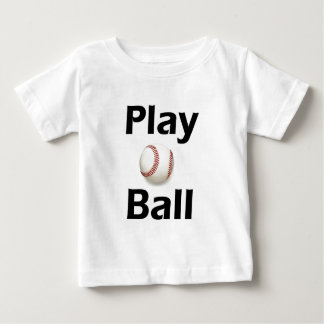 Play Ball Baby T-Shirt