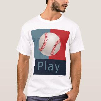 Play Ball Baseball T-Shirt