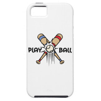 Play Ball iPhone 5 Cover