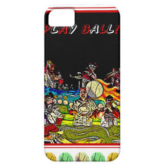 Play Ball iPhone 5 Covers
