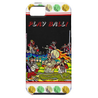 Play Ball iPhone 5 Case