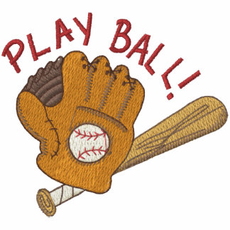 Play Ball Hoody