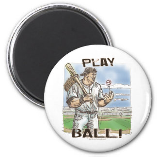 Play Ball! Magnet