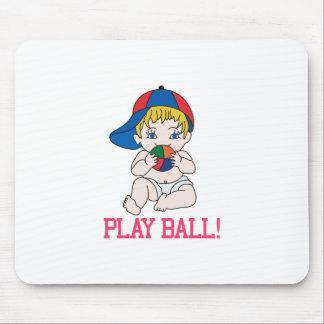 Play Ball! Mouse Pad