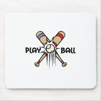 Play Ball Mouse Pad