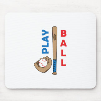 PLAY BALL MOUSEPADS