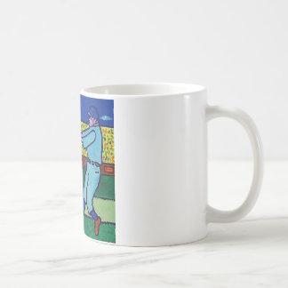Play Baseball by Piliero Coffee Mug