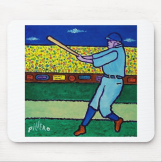 Play Baseball by Piliero Mouse Pad