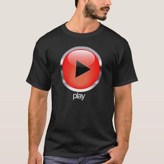 PLAY (Black T) T-Shirt