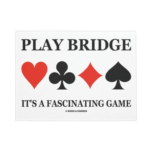what is bridge game how to play it