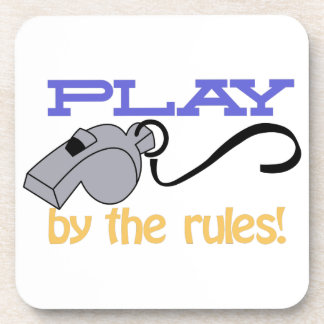 Play By Rules Coaster