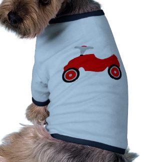 Play car dog tee shirt