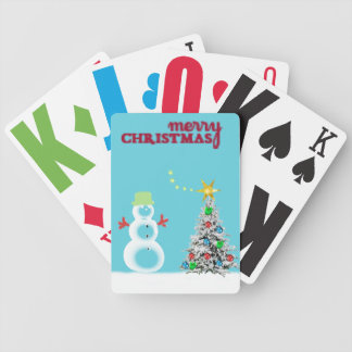 Play cards with family this Christmas! Poker Cards