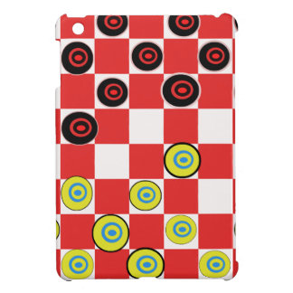 Play Checkers Gifts and T-Shirts iPad Mini Covers