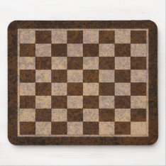 Play Chess, Checkers & Draughts On This Mousepad at Zazzle