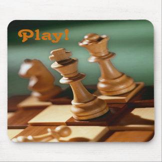 Play Chess Mousepad