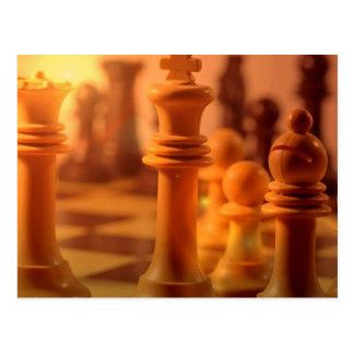 Play Chess Postcard