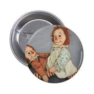 Play Date 2 Inch Round Button