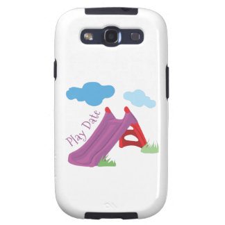 Play Date Samsung Galaxy S3 Cases