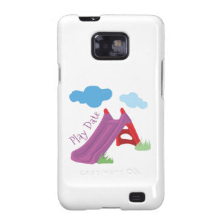 Play Date Samsung Galaxy SII Covers