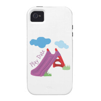 Play Date iPhone 4/4S Covers