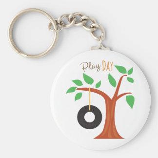 Play Day Key Chain