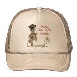 Play Dead Tennis Pirate Mesh Hats