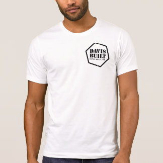 PLAY DIRTY. (black/vint. white) T-Shirt