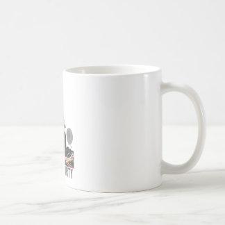 Play Dirty Robert Elam Rhythmatik Design Coffee Mug