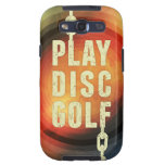 Play Disc Golf Galaxy SIII Cover