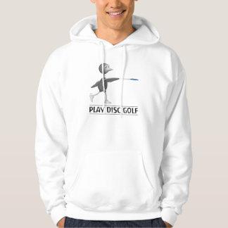 Play Disc Golf Hoodie