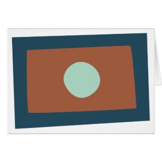Play-doh Art 4 Greeting Card