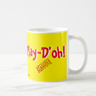Play-D'oh! Coffee Mug