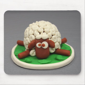 Play Dough My Sheep Mouse Pad