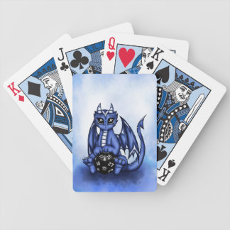 Play Dragon Bicycle Playing Cards