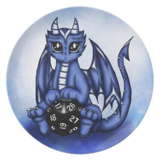 Play Dragon Dinner Plate