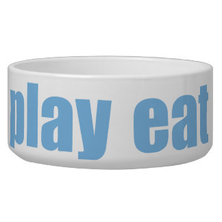 Play Eat Poop Sleep 4 Bowl