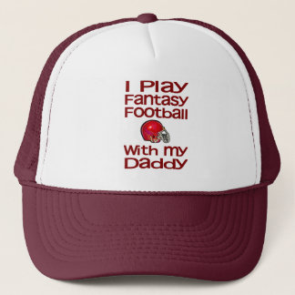 Play Fantasy Football with Daddy Trucker Hat
