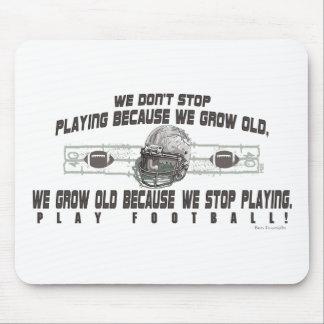 Play Football Mouse Pad