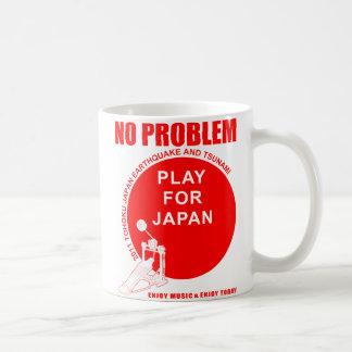 PLAY FOR JAPAN MUG