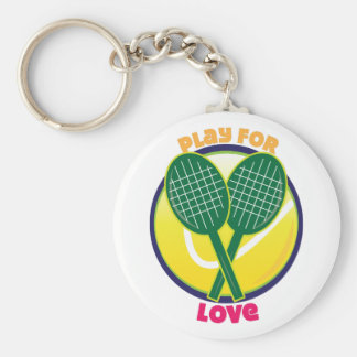 Play For Love Key Chains
