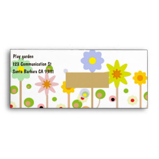 Play Garden Envelope