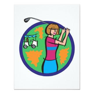 Play Golf Card