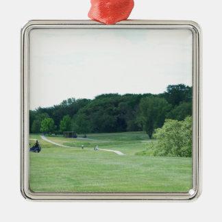 Play Golf Christmas Ornament